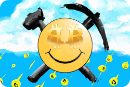 Программа для генерации биткоинов