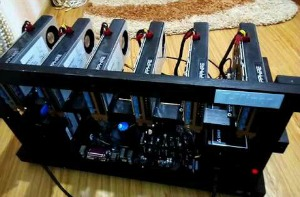 T-case Miner BTC Mini Black
