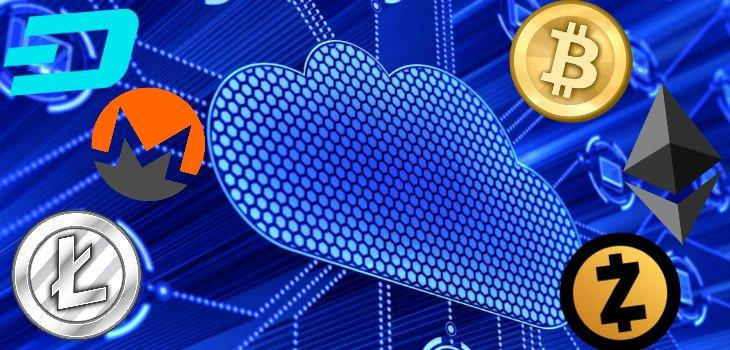 Какие криптовалюты выгодно добывать на облачном майнинге?