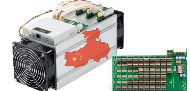 Лучшее оборудование для майнинга из Китая