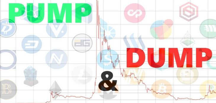Памп и дамп криптовалюты – что это и как делается?